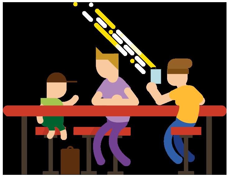 Table restaurant table