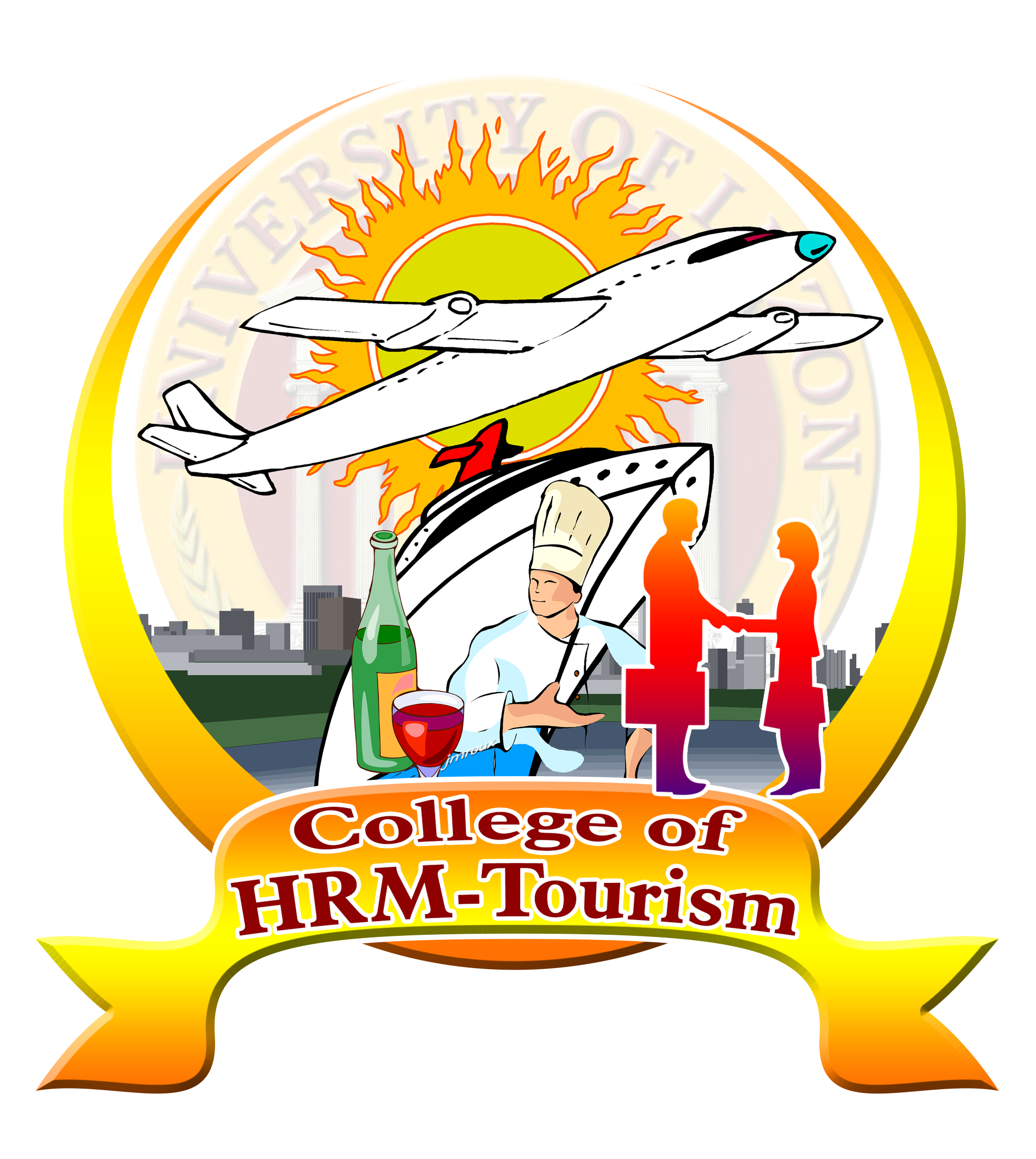Ojt of hrm at. College clipart business administration
