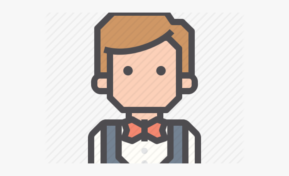 Clipart restaurant restraunt. Steward waiter icon free