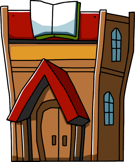 Restaurants clipart scribblenauts. Library wiki fandom powered