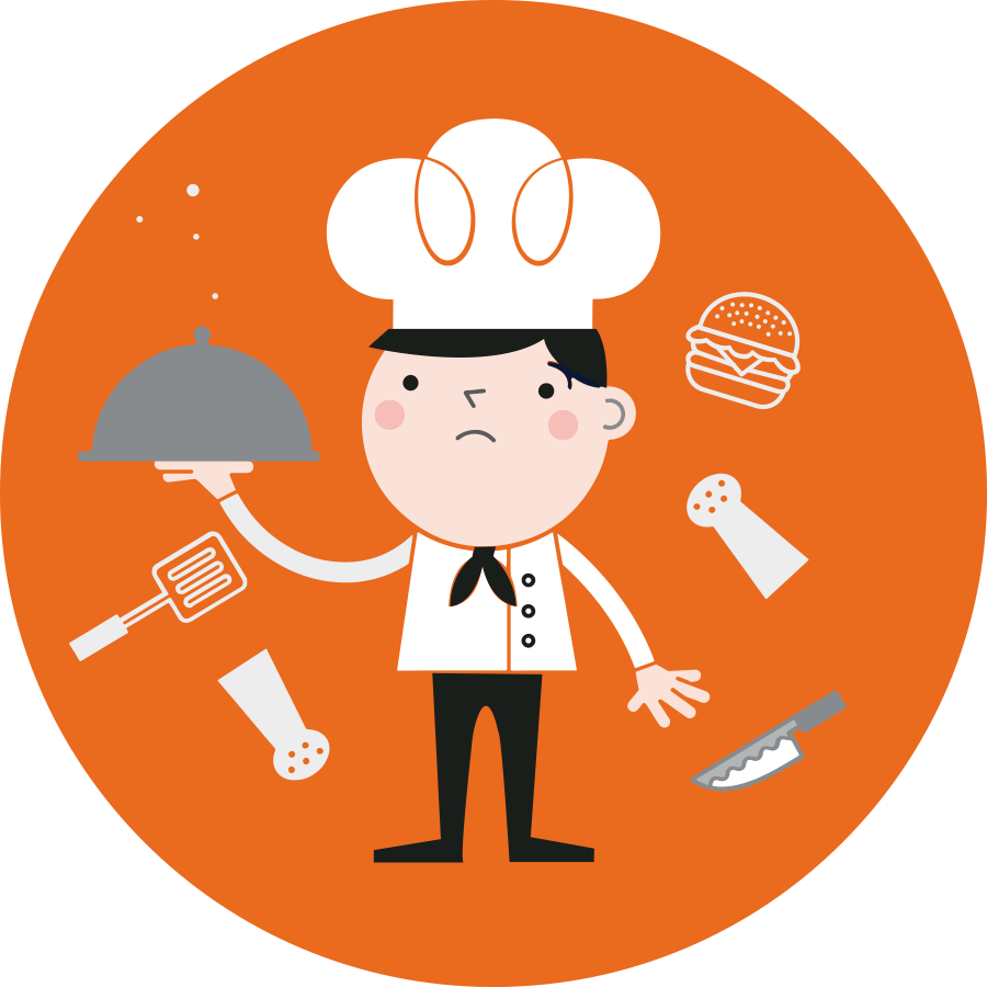 Why do you work. Clipart restaurant small restaurant