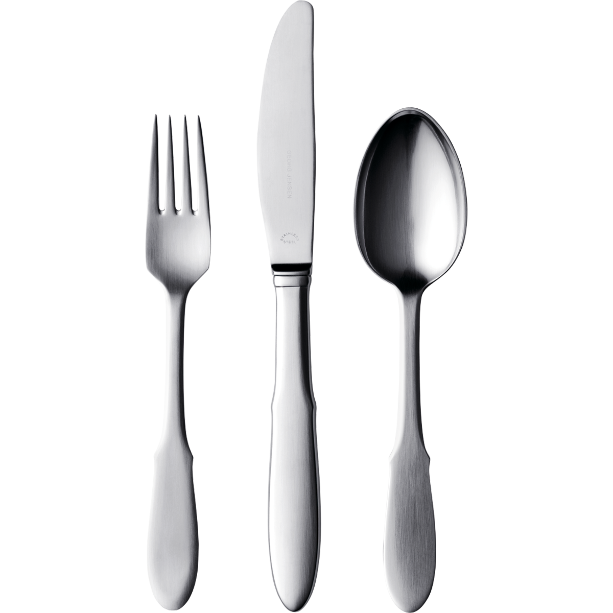 Fork and knife one. Soup clipart spoon
