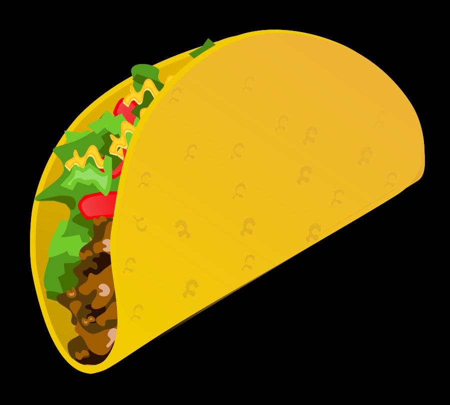 Taco stickers pinterest images. Maracas clipart cinco de mayo