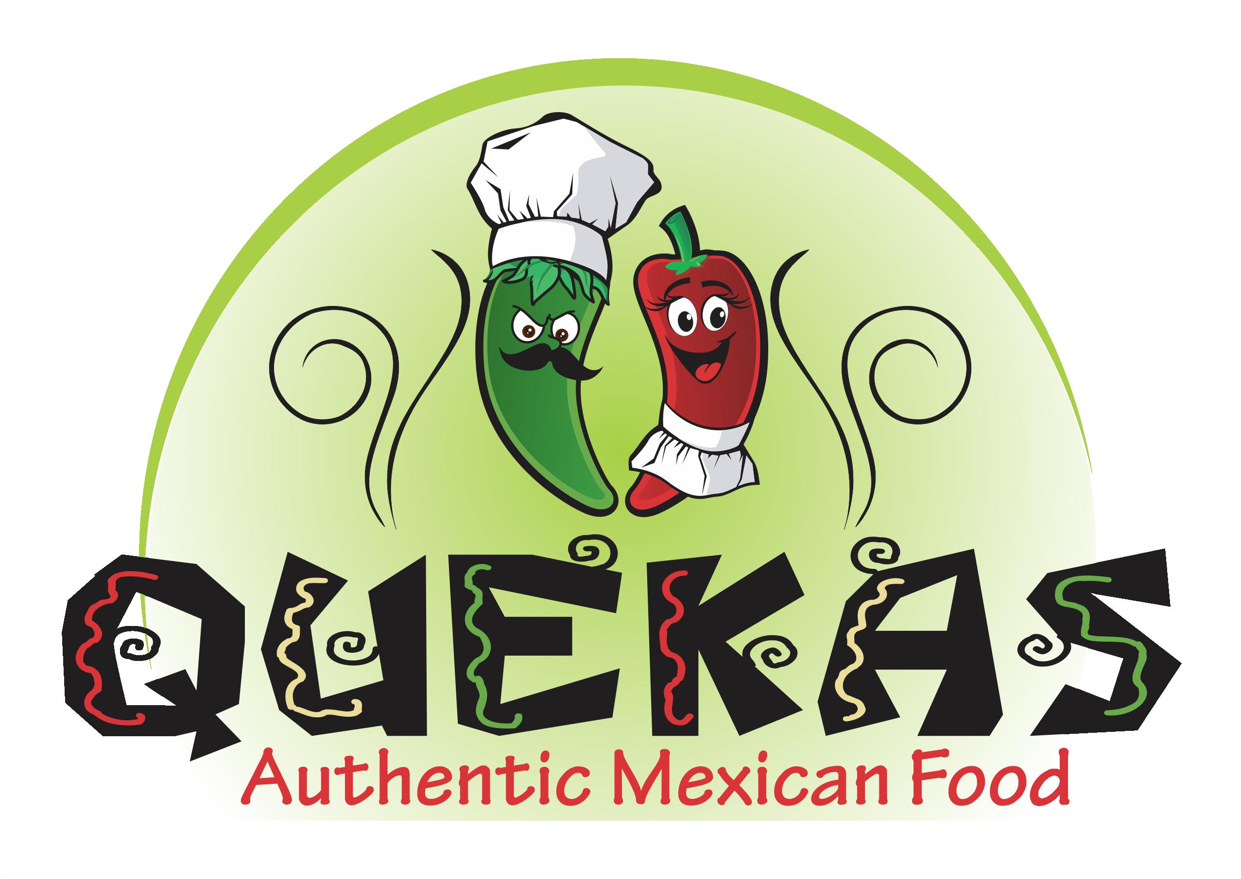 Luncheon clipart bring a plate. Quekas authentic mexican restaurant