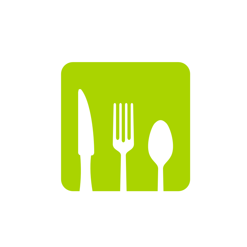 Restaurant Logo Design Vector PNG