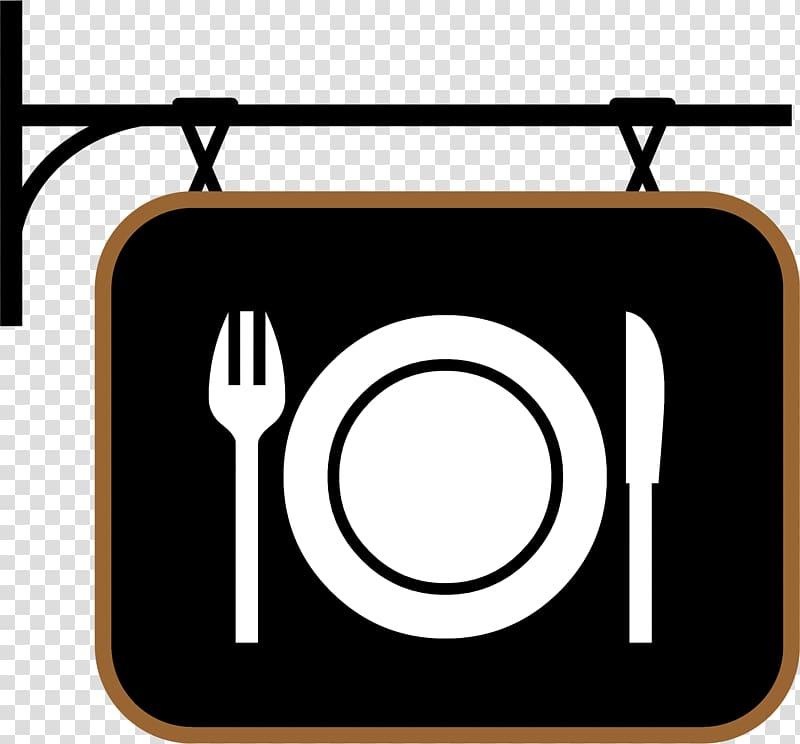 Diner sign background png. Clipart restaurant transparent