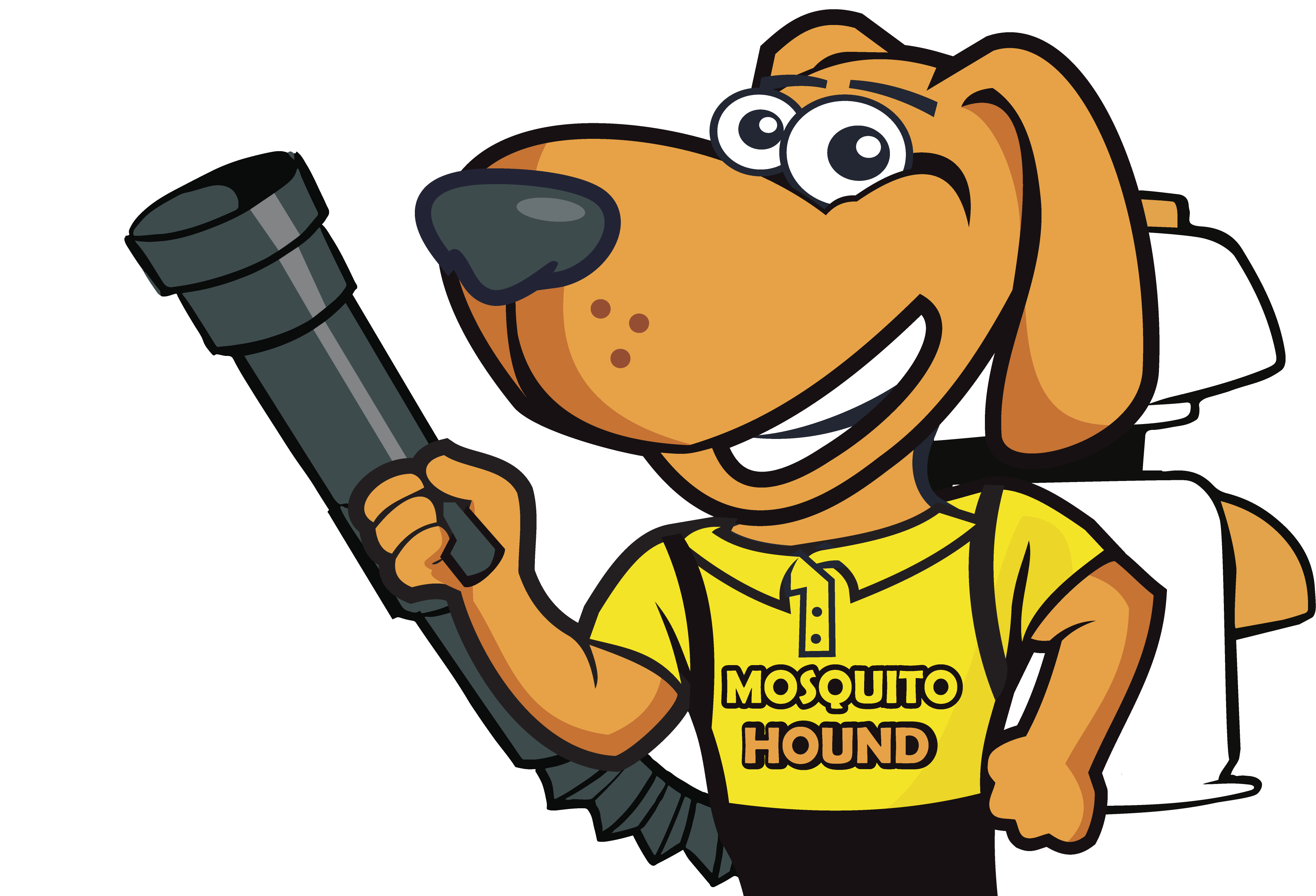 Services hound swatting pests. Mosquito clipart mosquito breeding
