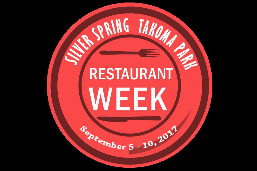 Silver spring takoma park. Clipart restaurant week