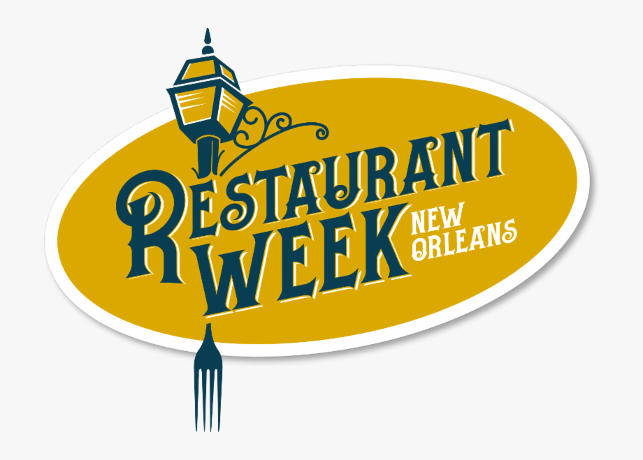 New orleans logo png. Clipart restaurant week