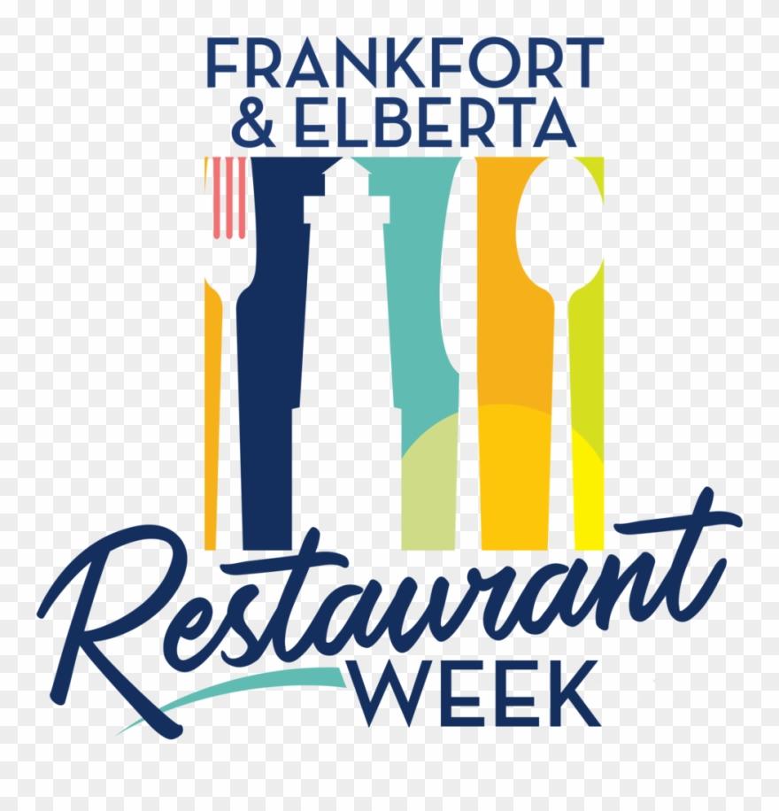 Frankfort elberta . Clipart restaurant week