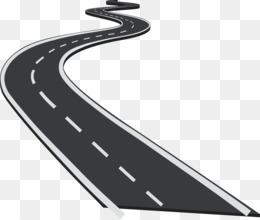 Curve clip art vector. Clipart road