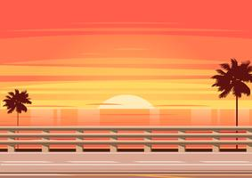 Clipart road beach road. Free vector art downloads