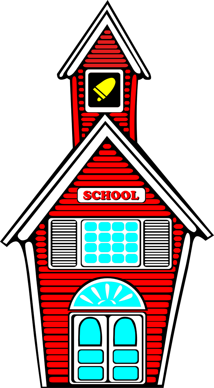 Annexation of land for. Schoolhouse clipart university school