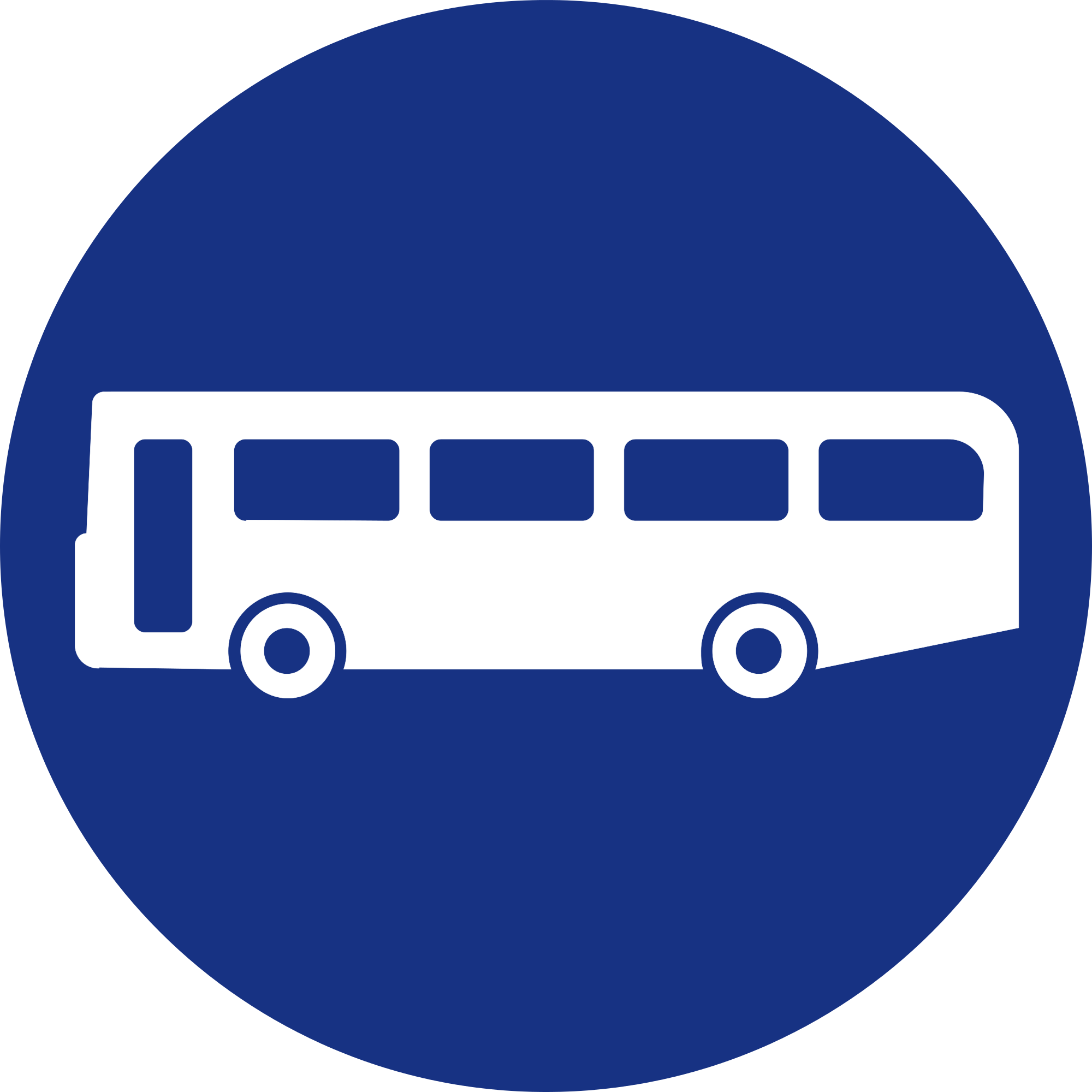 File mauritius signs mandatory. Clipart road bus route