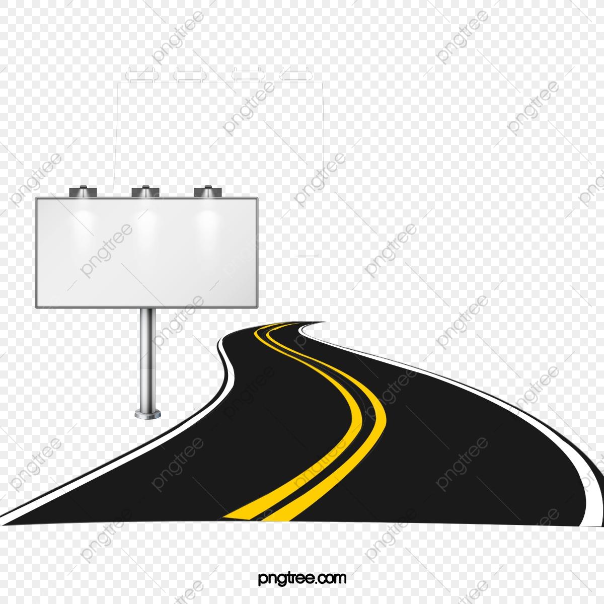 No way to pull. Clipart road cartoon
