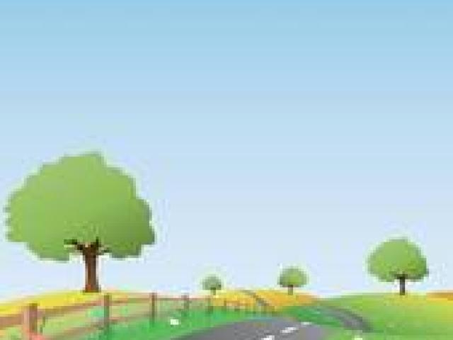 X free clip art. Clipart road country road