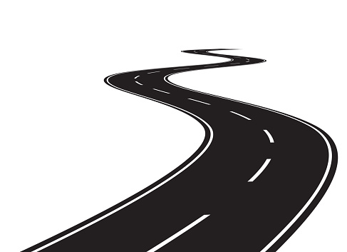 Free curved cliparts download. Clipart road curvy road