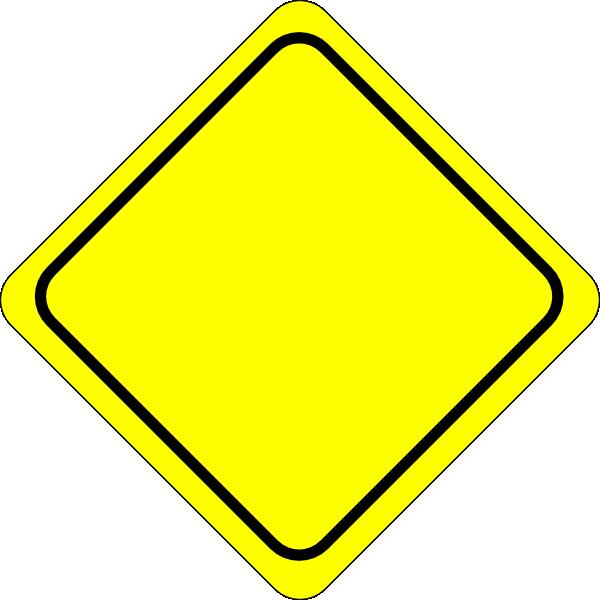 Sign clip art at. Clipart road curvy road
