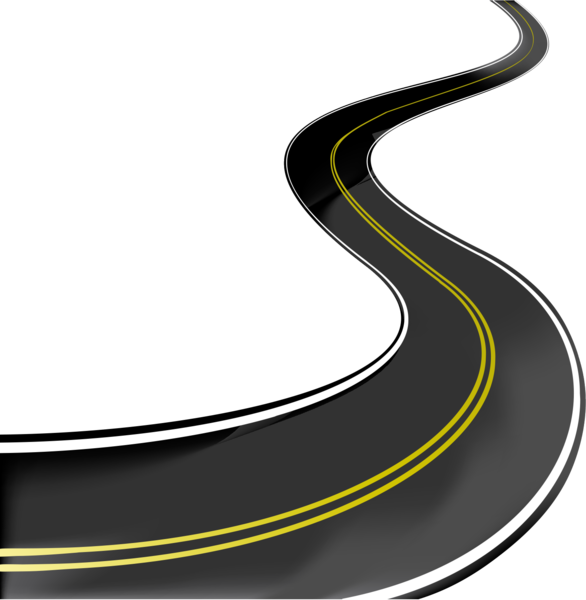 Psd official psds share. Clipart road curvy road