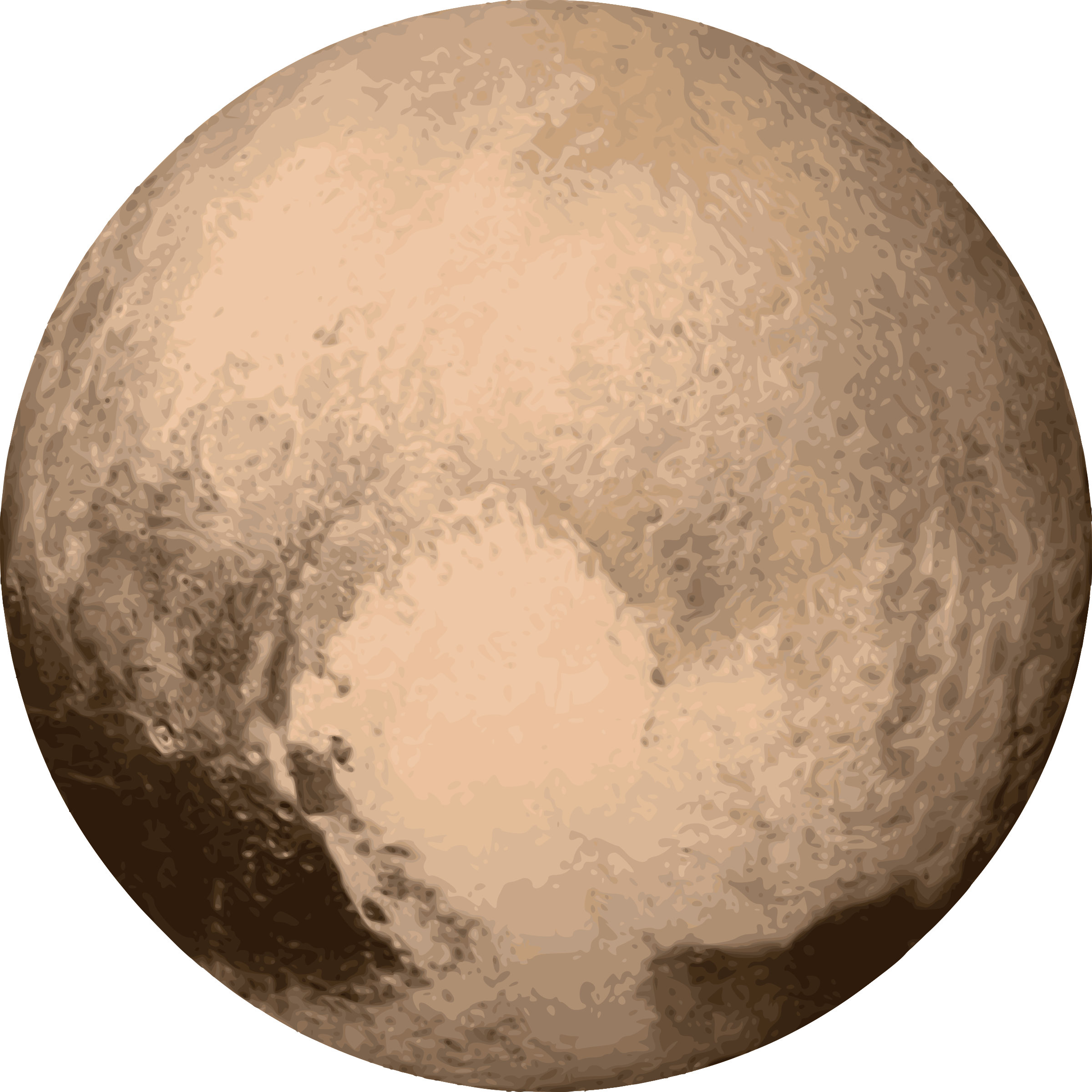 Planeten clipart systemclip. Pluto letters west road