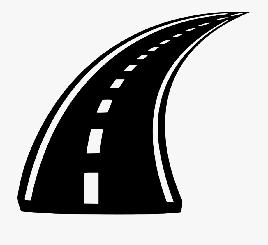 Clipart road icon. Highway drive way png