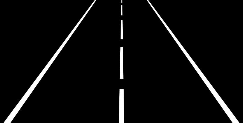 Clipart road illustration. Highway medium image png
