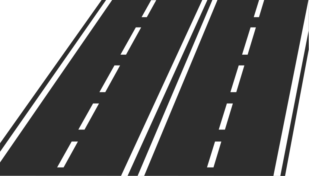 Clipart road infrastructure. File lane icon svg