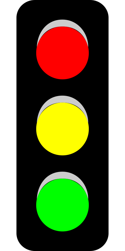 Traffic light png images. Clipart road intersection
