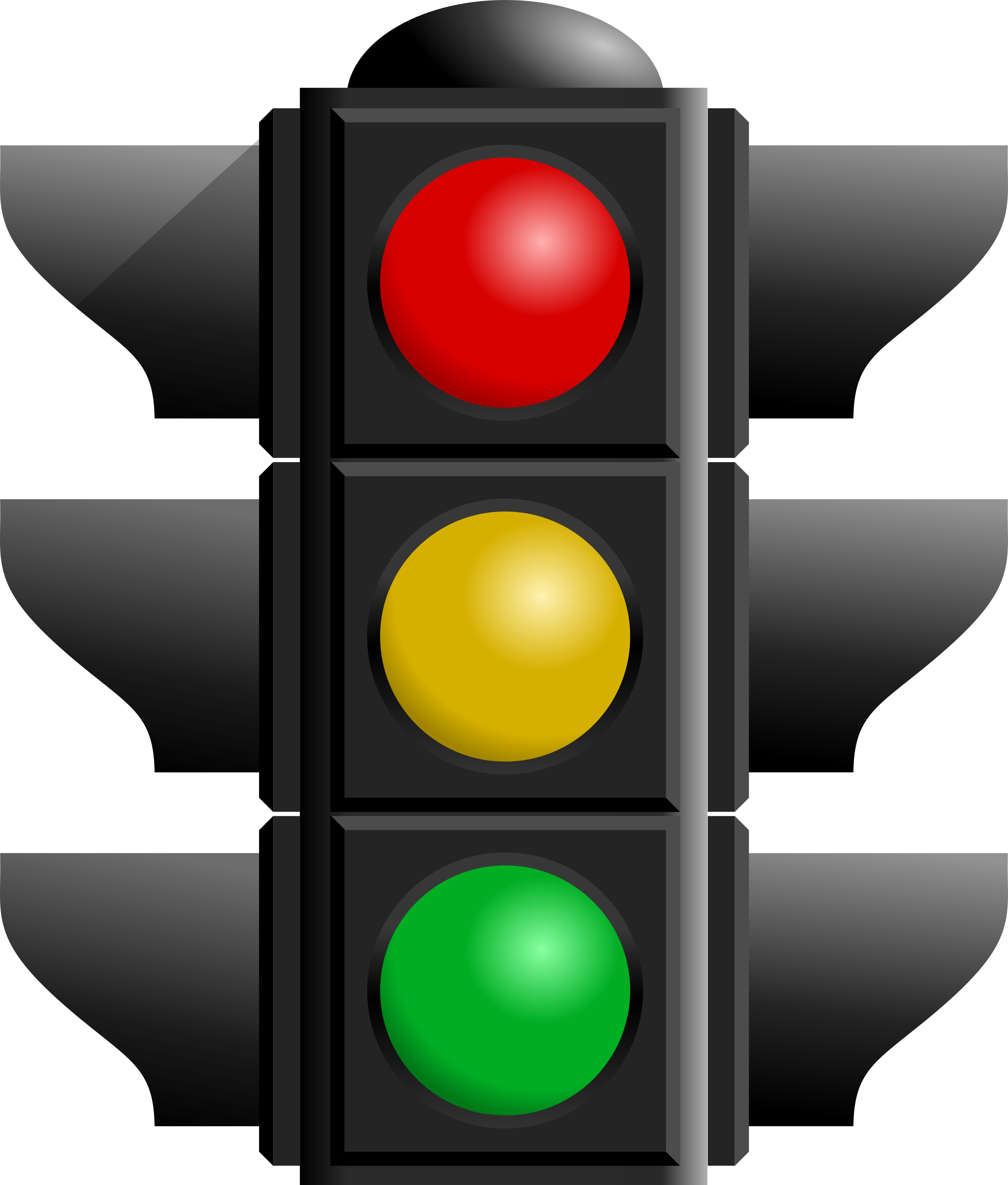Clipart road intersection. Traffic light png images