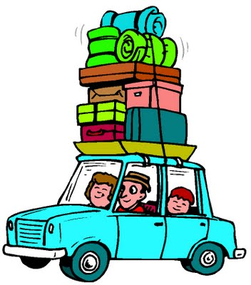 Florida clipart family vacation. Free road trip download