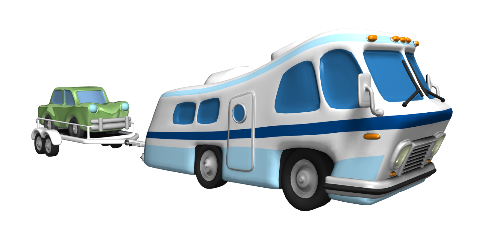 Clipart road journey.  collection of rv