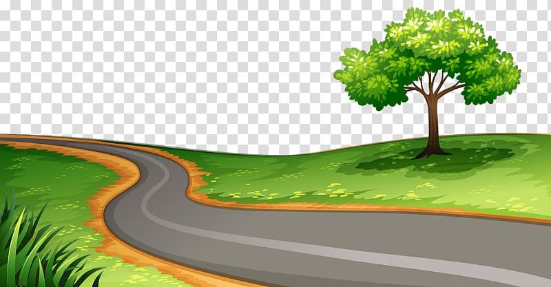 Rock slabs artwork editing. Clipart road landscape