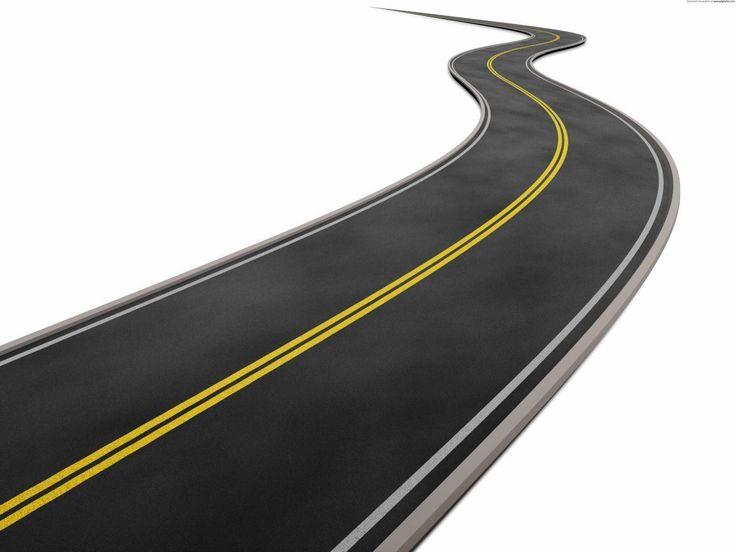 Clip art related keywords. Clipart road long road