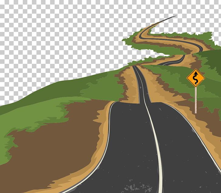 Roadway x free clip. Clipart road open road
