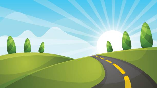 Clipart road open road. Cliparts x making the