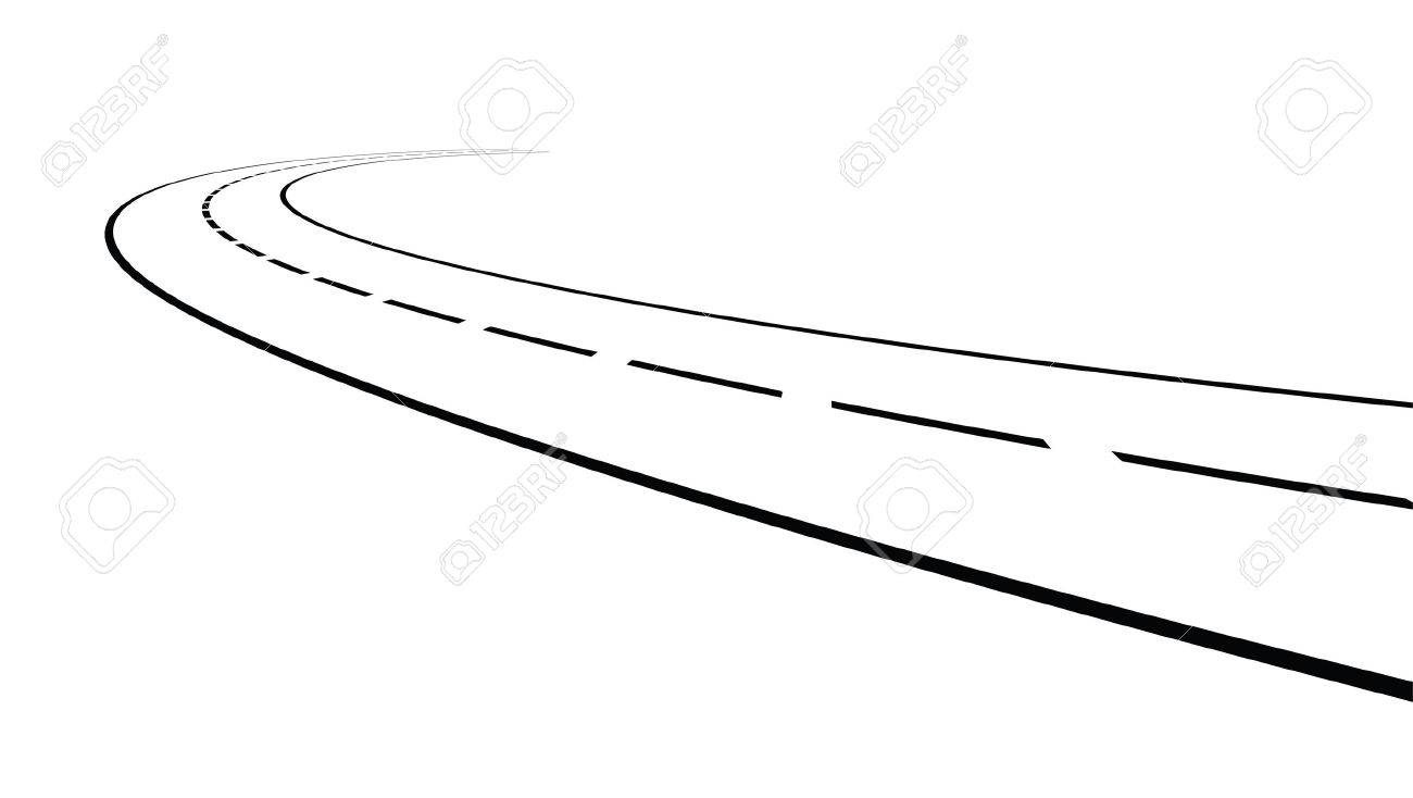 Cliparts x making the. Clipart road outline