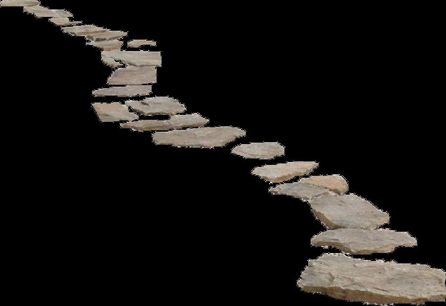 Clip art stone transprent. Clipart road path
