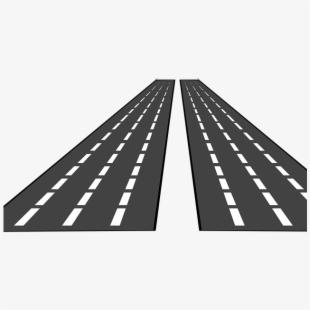 Freeway clip art . Clipart road perspective