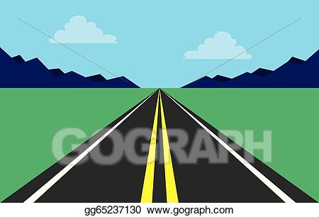 Free highway download clip. Clipart road perspective