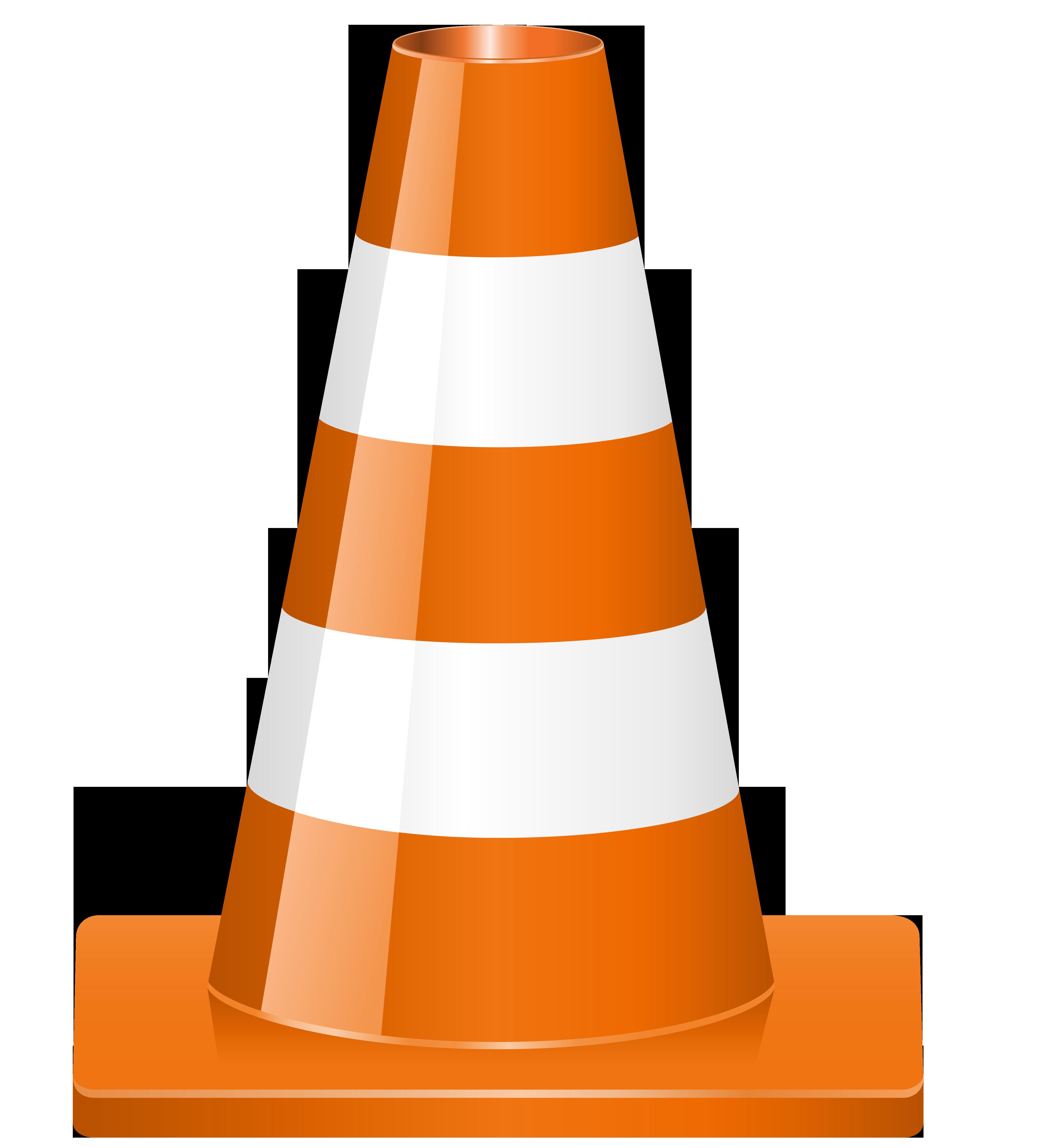 Traffic cone png clip. Construction clipart barrel