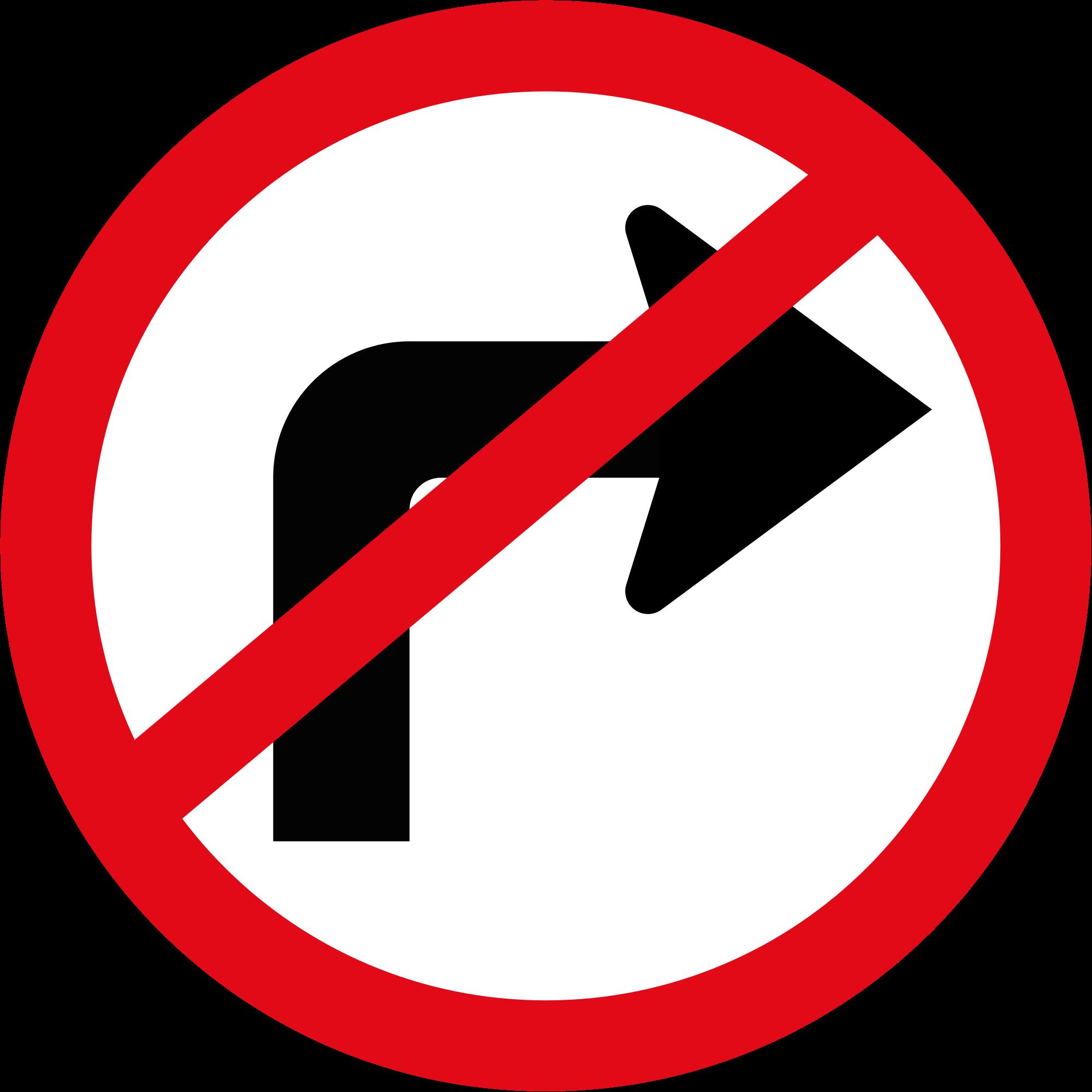 Clipart road presentation. File sadc sign r