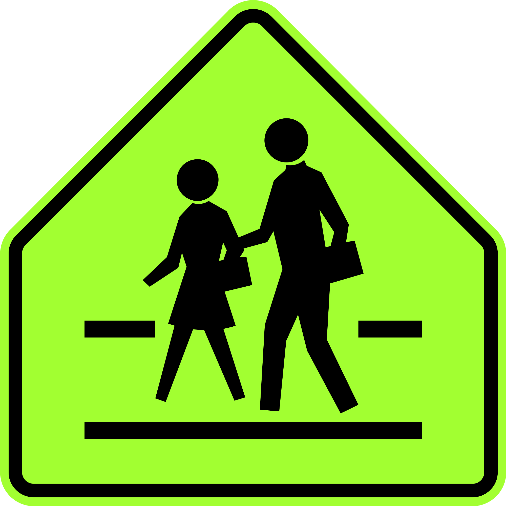 File philippines sign w. Clipart road road marking