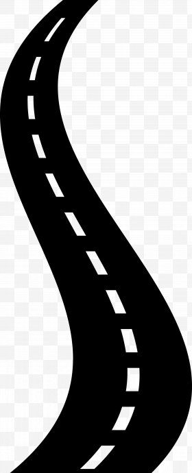 Clipart road road marking. Surface images png free