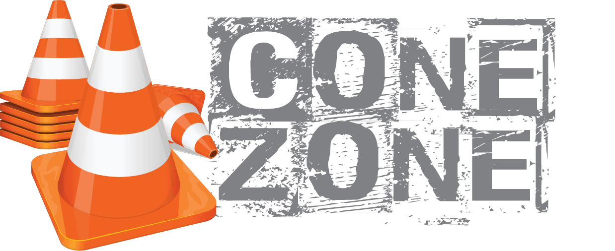 Clipart road road repair. Cone zone construction updates