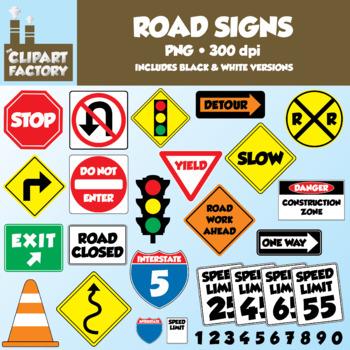 Clip art fun signs. Clipart road road sign