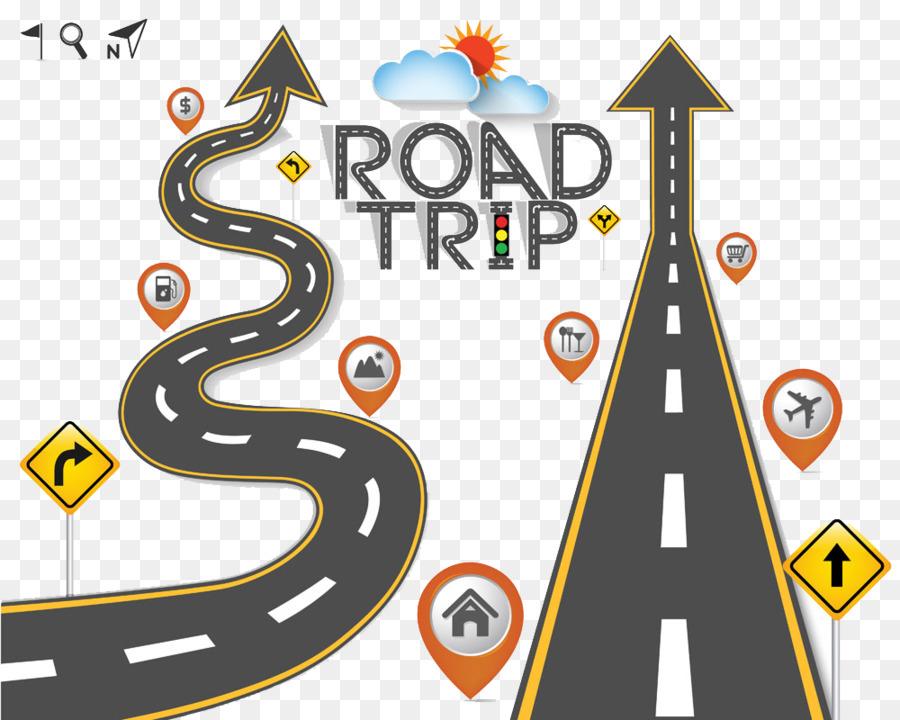 Clipart road road trip. Travel clip art winding