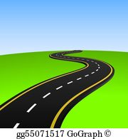 Highway clip art royalty. Clipart road roadway