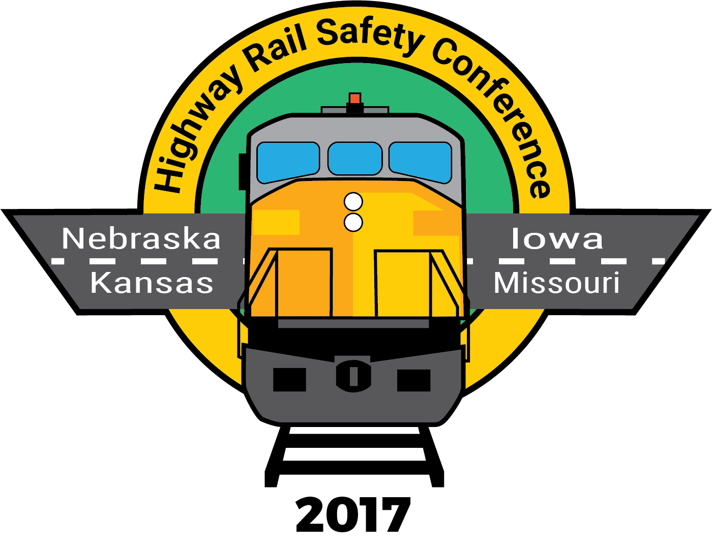 Clipart road scenic drive. Highway rail safety conference