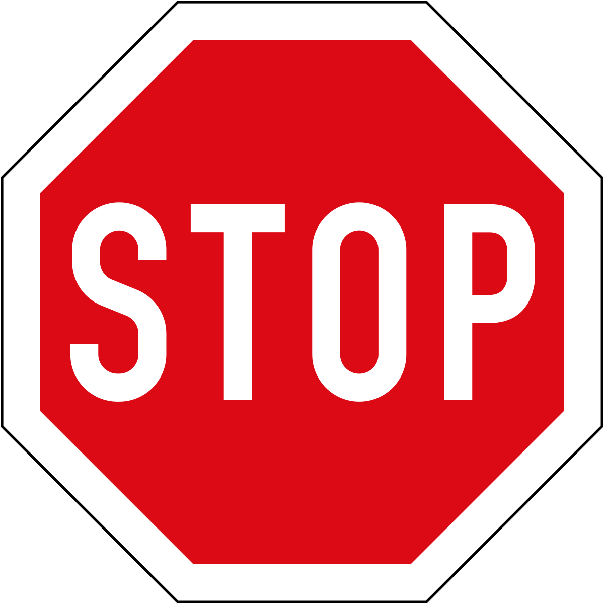 clipart road signboard