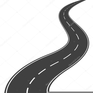 Clipart road success. To free images at